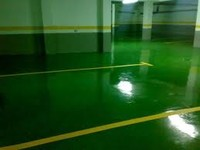 garaje pulido verde