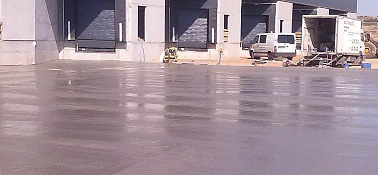 Pavimentos de hormigon impreso y hormigon pulido